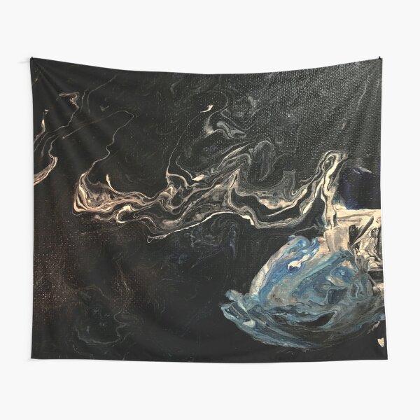 Midnight moon  Tapestry