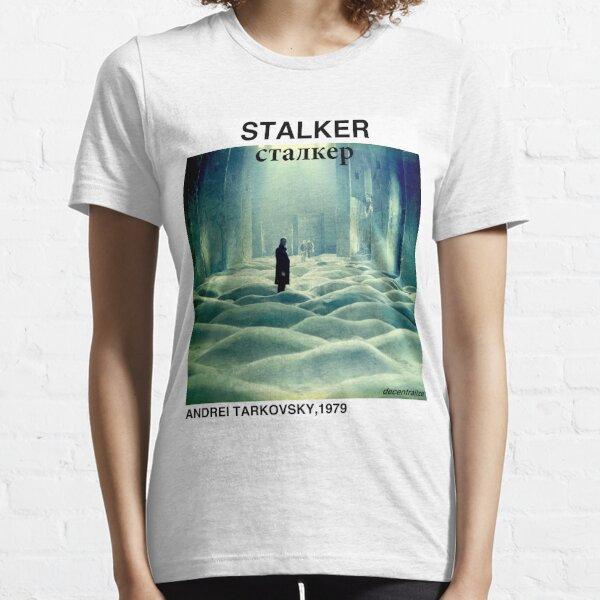 сталкер, STALKER, TARKOVSKY Essential T-Shirt