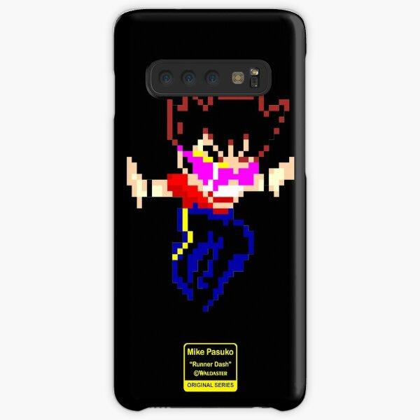 "Mike Pasuko | ""Runner Dash"" - original merchandise Samsung Galaxy Snap Case"