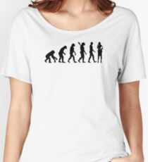Evolution secretary Women's Relaxed Fit T-Shirt