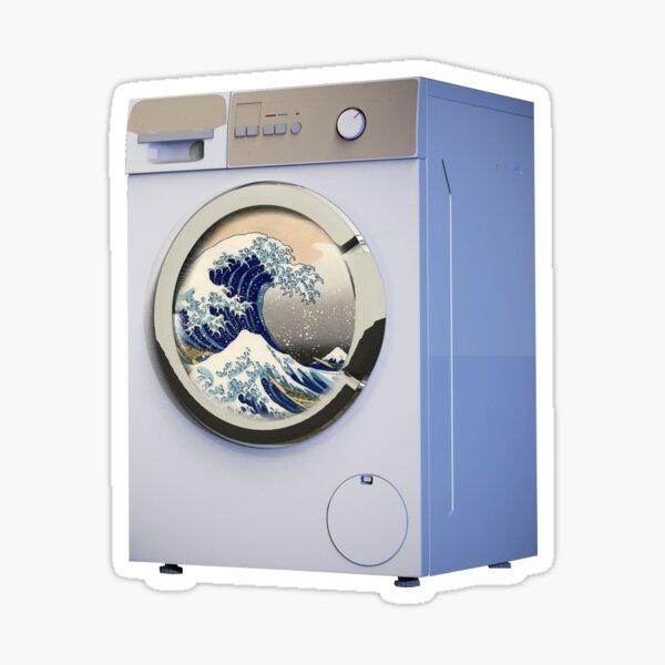 Washing Machine Stickers Redbubble