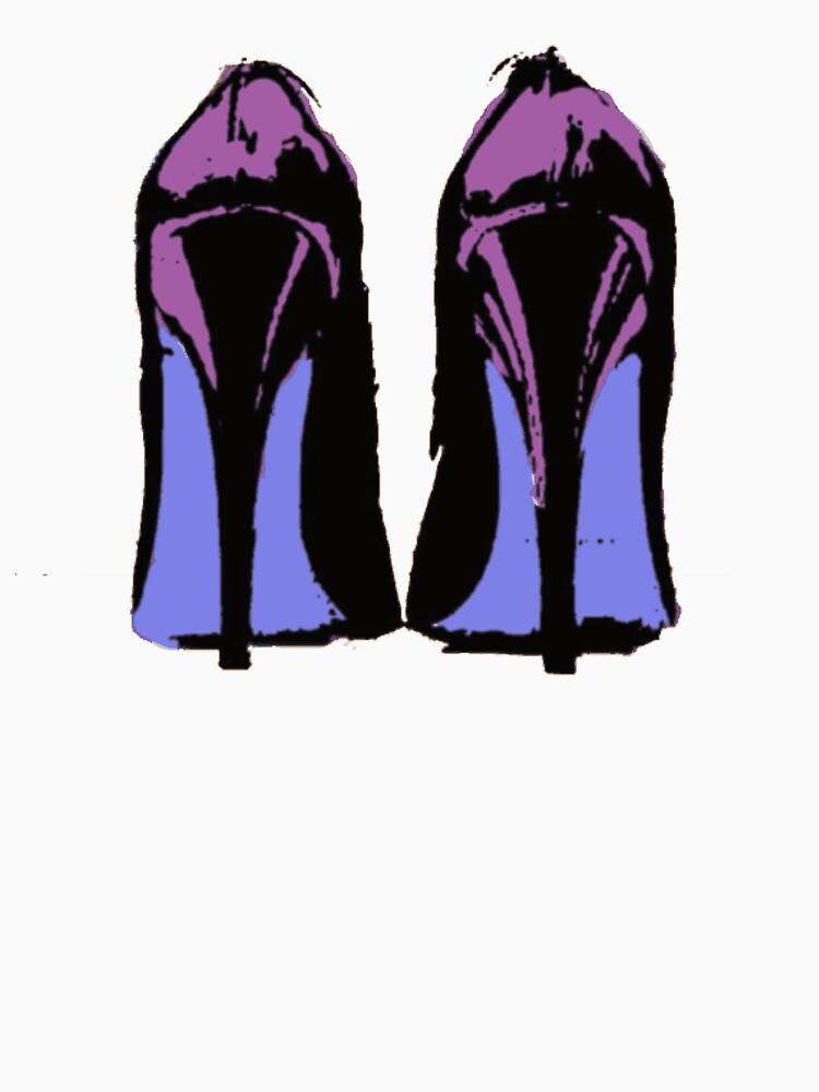 Heels! by TeeArt