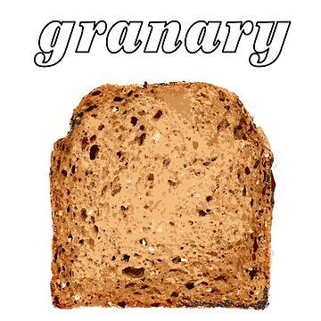 Granary Bread by KingCrust
