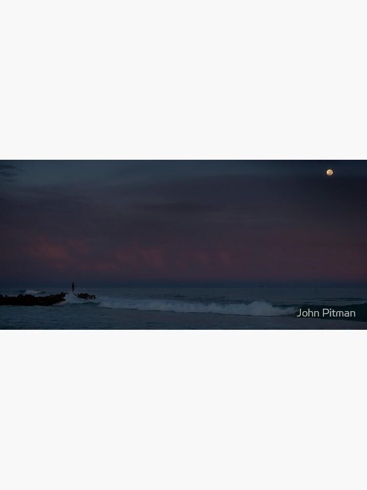 Moonlight Fishing by johnjrp