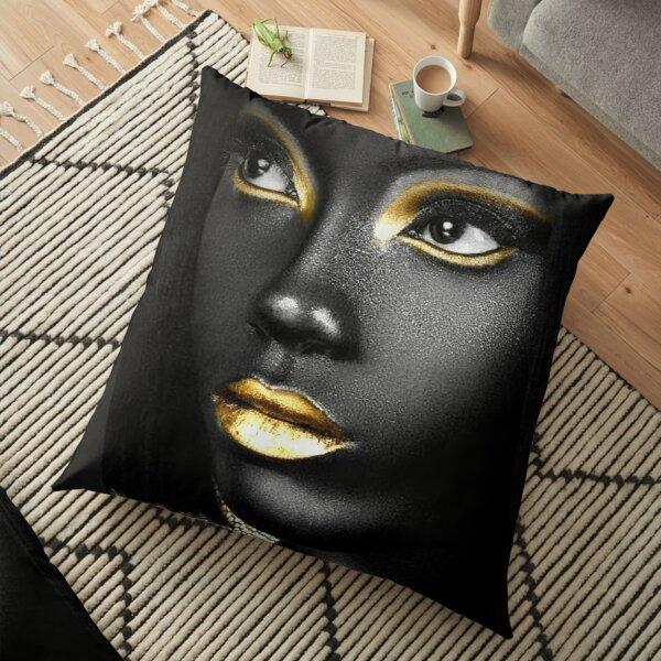 AFRICAN QUEEN Floor Pillow