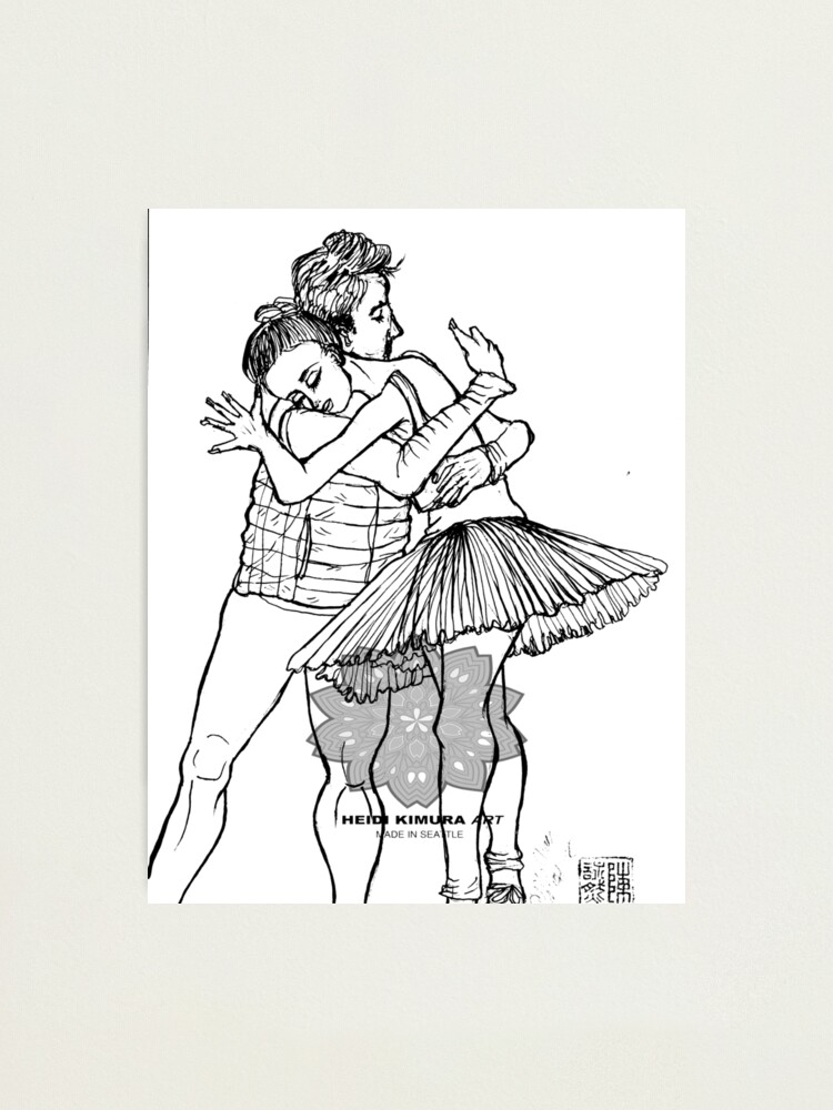 Coloring Page Ballerina Printable | Dance coloring pages, Coloring ... | 1000x750