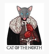 Cat of the North Photographic Print