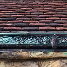 Harley Clarke Mansion Roof detail by BonnieJames