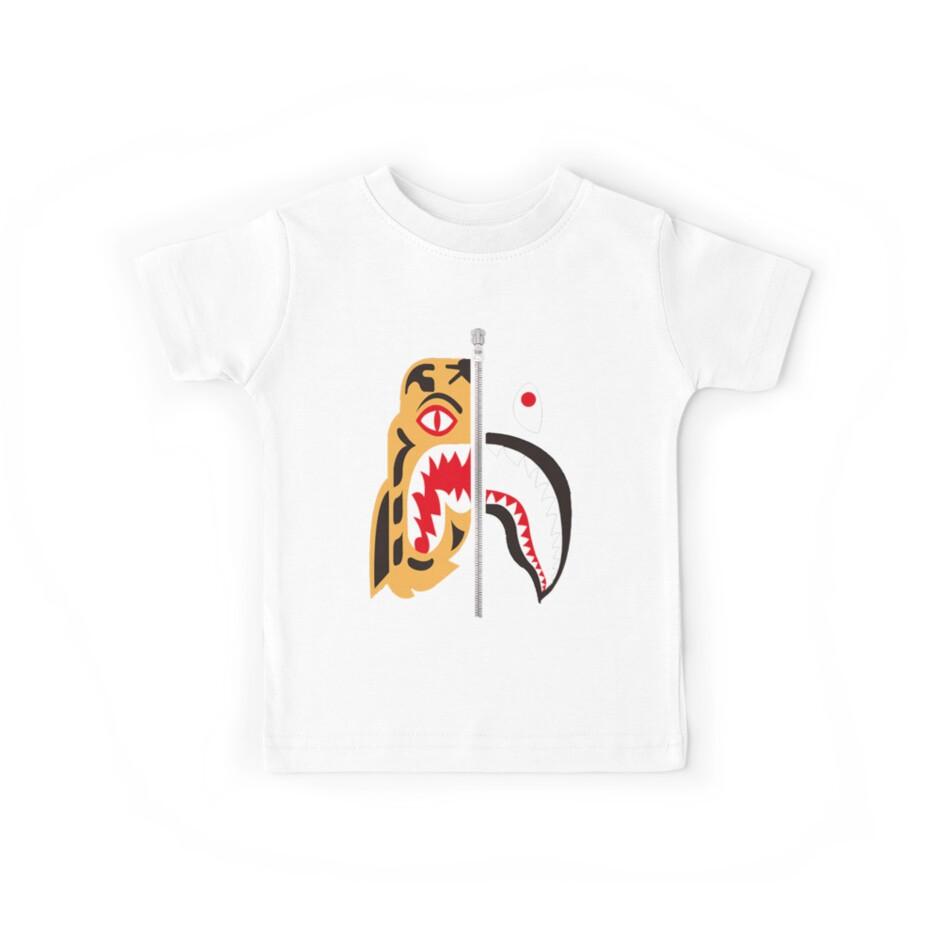 Bape Tiger x Hai von DeMad1