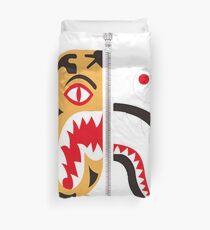 Bape Tiger x shark Duvet Cover