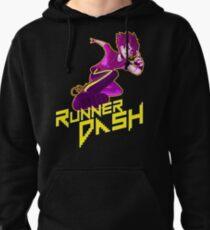 RUNNER DASH - Mike Pasuko Pullover Hoodie