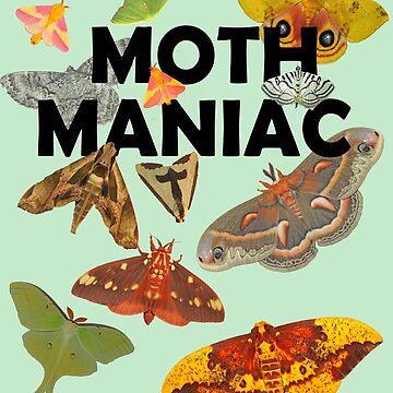 Moth Maniac by FroghavenFarm