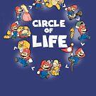 Circle of life by trheewood