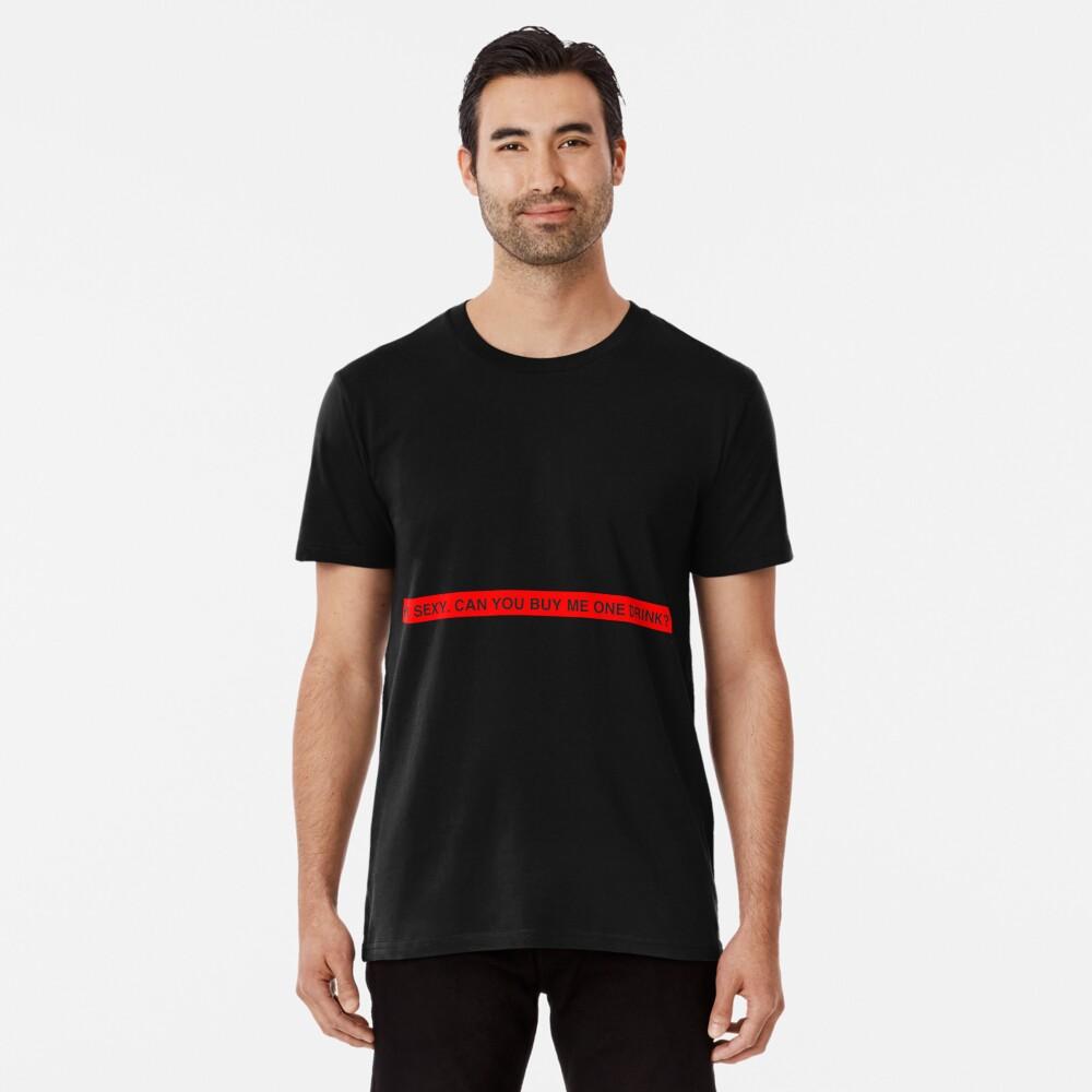 CHAT STARTER DESIGN Premium T-Shirt