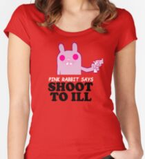 shoot to ill Women's Fitted Scoop T-Shirt