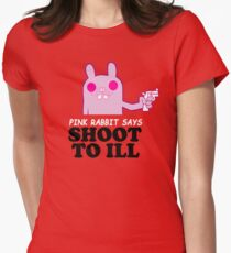 shoot to ill Women's Fitted T-Shirt