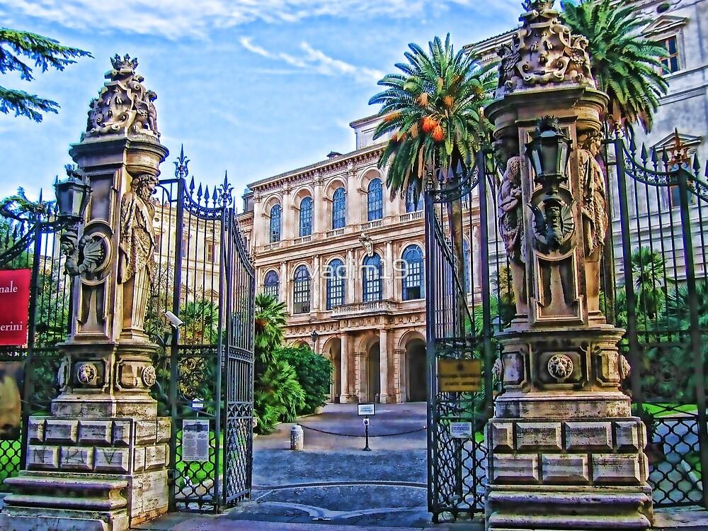 Palazzo Barberini, Rome, Italy by vadim19