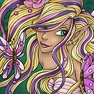 Fairy Portraits: Calenthe by SamanthaJeanArt