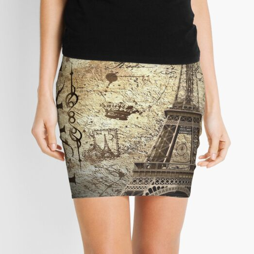 FROM PARIS WITH LOVE Mini Skirt