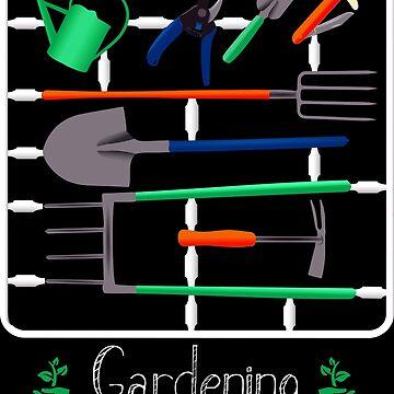Gardening start kit by saturdayride