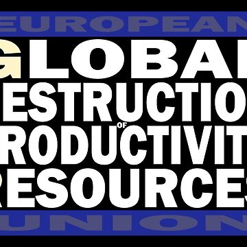 Global Destruction of Productivity Resources by Thogek