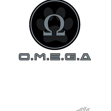 Agent Omega by pupsparks92