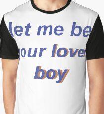 Lover Boy Graphic T-Shirt
