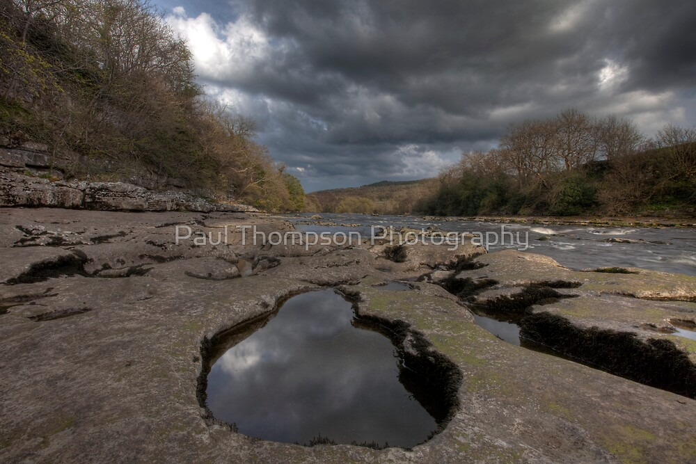 Aysgarth Falls 4 by Paul Thompson Photography