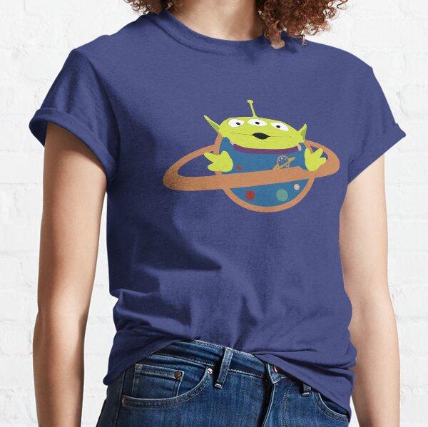 De-Su Art Alien Classic T-Shirt