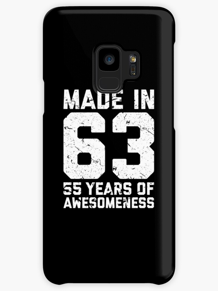 55th Birthday Gift Adult Age 55 Year Old Men Women By Matt L