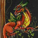 The Summer Dragon by Rowan North