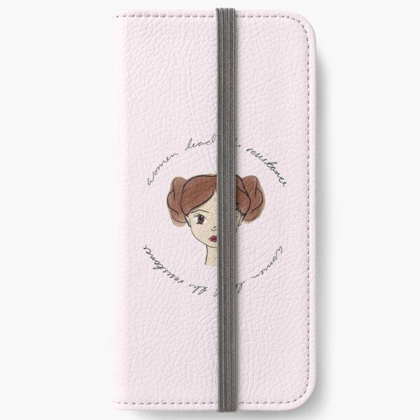 feminist princess  iPhone Wallet