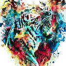 Tiger by RIZA PEKER