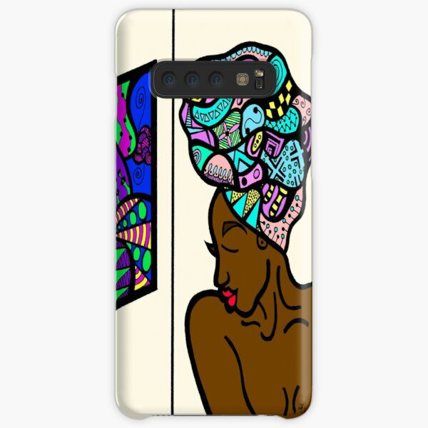 Melanin Samsung Galaxy Snap Case