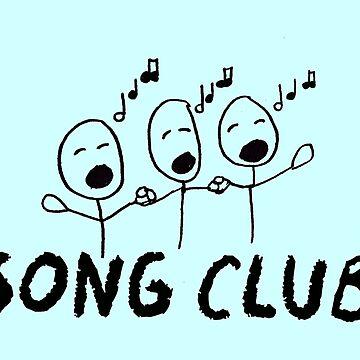 Songclub in Black by HenryGaudet