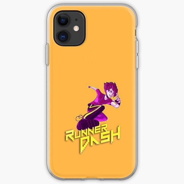 RUNNER DASH - Mike Pasuko iPhone Soft Case