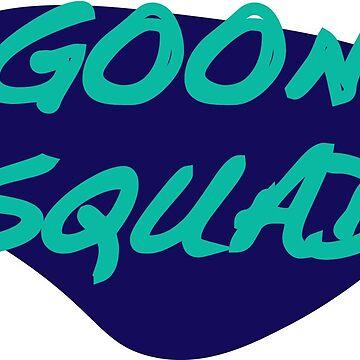Goon Blob by cloudologist