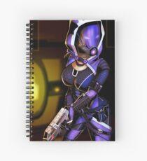 Tali'Zora Spiral Notebook