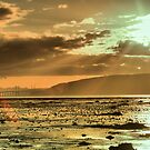 Kessock Bridge at Sunset by R Outram