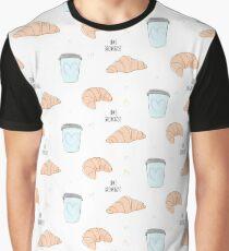 Breakfast love Graphic T-Shirt