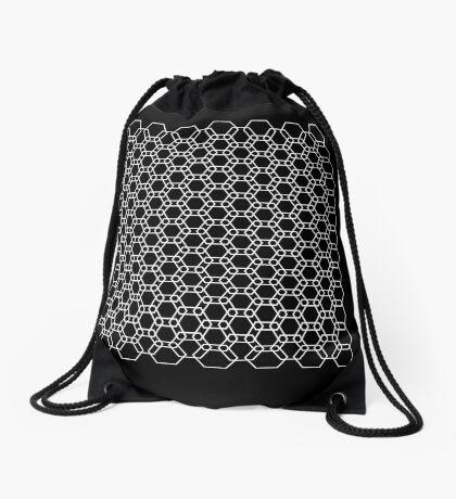 Islamic Pattern 001 Drawstring Bag