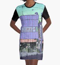 New Noboriso 1 Graphic T-Shirt Dress