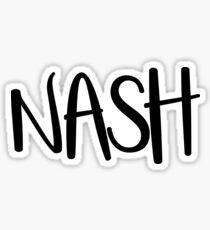 NASH Sticker