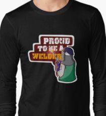 4c1d6b7463 Proud to be a welder Long Sleeve T-Shirt