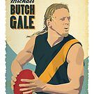 Michael 'Butch' Gale - Richmond by Chris Rees