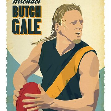 Michael 'Butch' Gale - Richmond by 4boat
