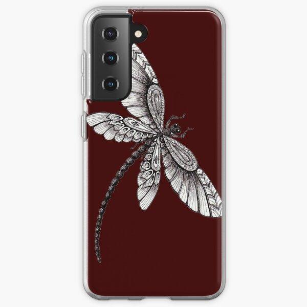 Dragonfly Samsung Galaxy Soft Case