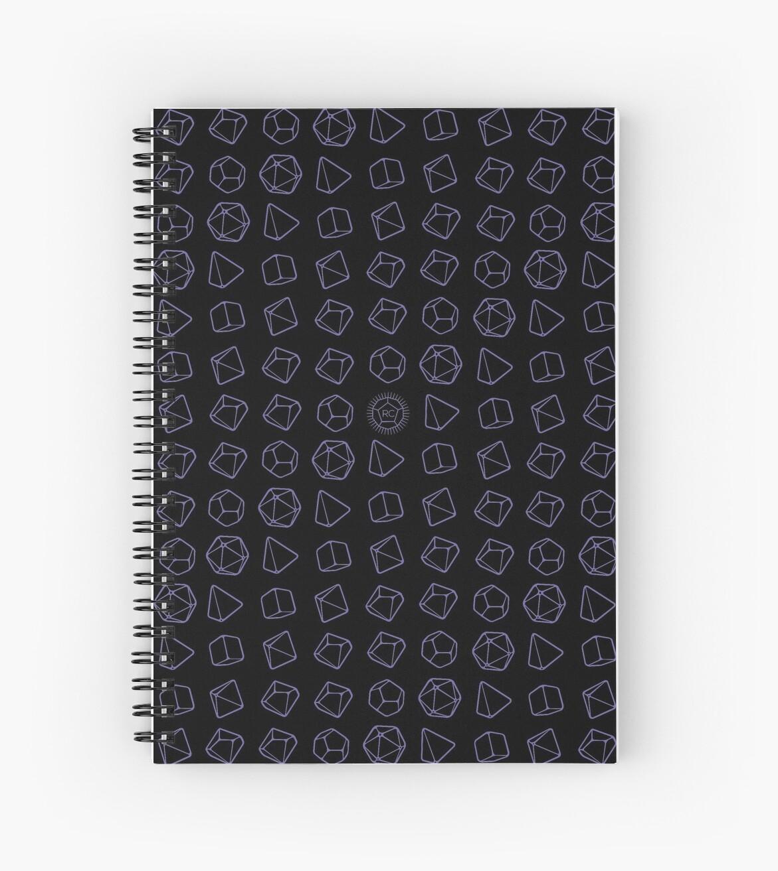 «Dados Violeta sobre Negro» de Azrael Arocha