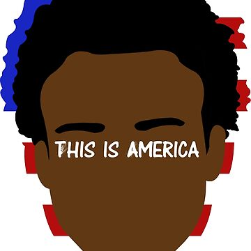 Childish Gambino This is America by EasternGraphics
