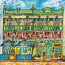 Jules Cafe and Settlers Gift Shop York by HelenAmyes